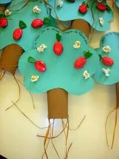 lembrancinha dia da arvore3   Dia da Árvore   datas comemorativas  | Atividades para Educacao Infantil
