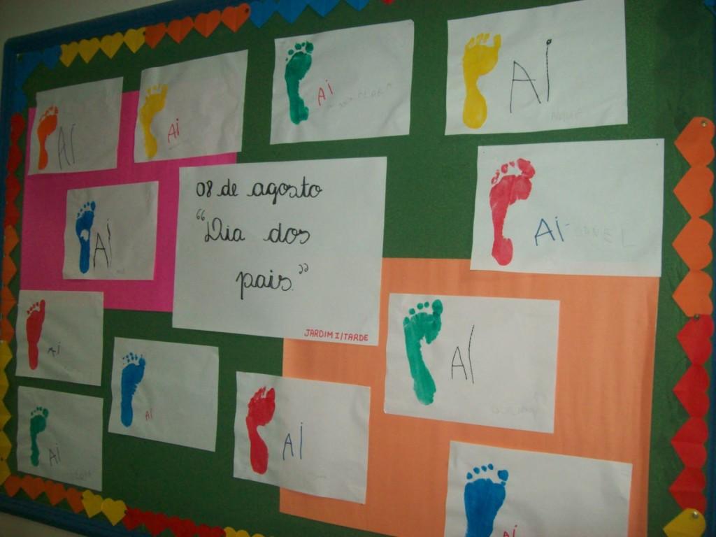 Conhecido Painéis e Murais para o Dia dos Pais - Atividades para Educação  YX79