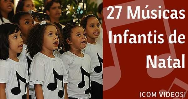 Musicas de natal para apresentacao educacao infantil